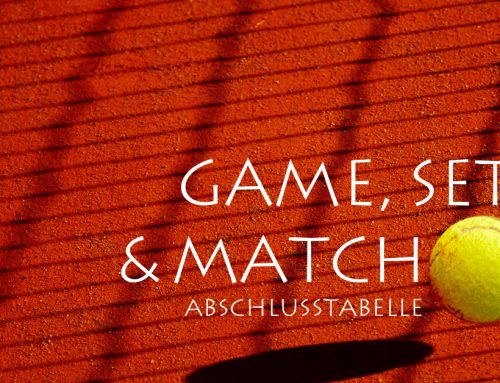 Game, set & match – Abschlusstabellen Juniorinnen U18 Westfalenliga