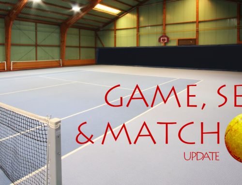 Game, set & match – update 2. Damen Bezirksklasse
