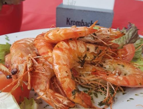 Gambas – All You Can Eat im HOEK