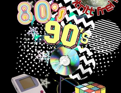 Back To The 80s & 90s Im Hoek